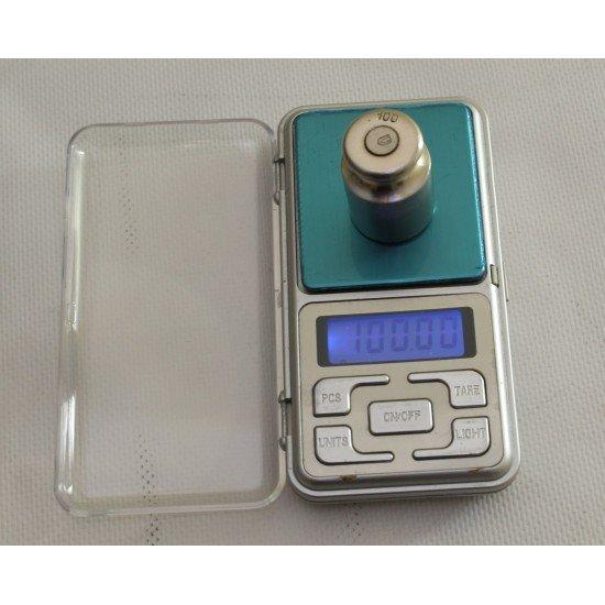 Фото Весы электронные карманные MH 100